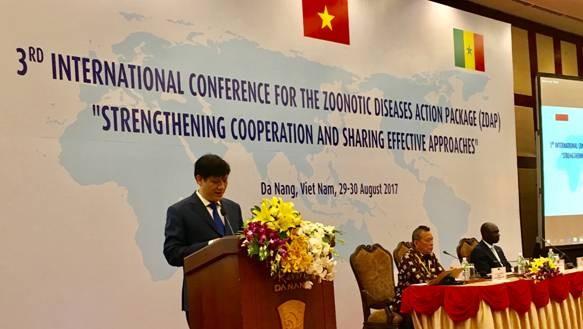 Vietnam, activo en la prevención y control de enfermedades zoonóticas - ảnh 1