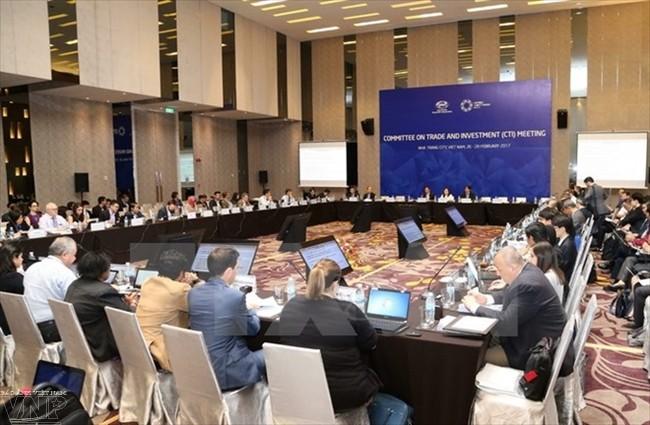 Concluye SOM3 con una agenda enfocada en el desarrollo inclusivo de Asia-Pacífico - ảnh 1