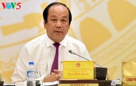 Vietnam por alcanzar el 6,7 por ciento de crecimiento en 2017 - ảnh 1