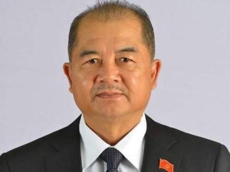Funcionario laosiano ensalza las contribuciones del Presidente Ho Chi Minh  - ảnh 1