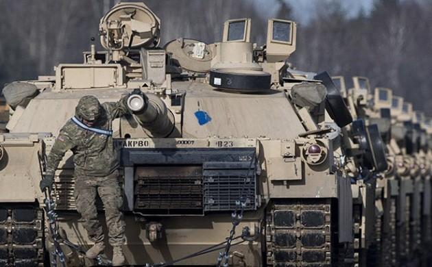 Preocupante aumento de inversión militar en varios países - ảnh 1