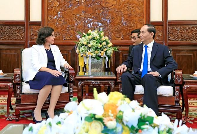 Prometen brindar a los nuevos embajadores en Vietnam mejores condiciones - ảnh 1