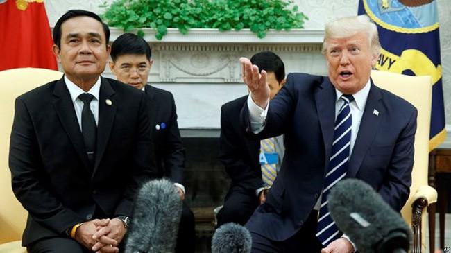 Estados Unidos y Tailandia llaman a una solución pacífica de las disputas en el Mar Oriental - ảnh 1