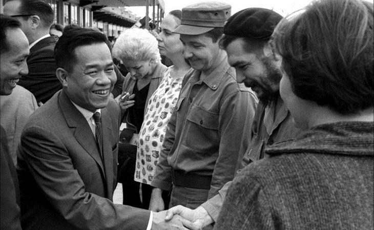 Vietnam y el Che, un mismo sueño emancipador - ảnh 2