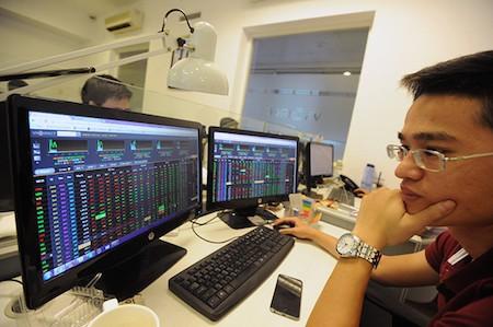 La tendencia del desarrollo del mercado de valores vietnamita - ảnh 1