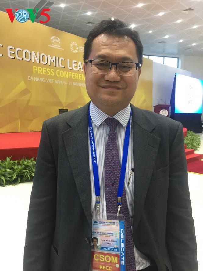 Delegados internacionales participantes en la Cumbre de APEC aprecian el papel de Vietnam - ảnh 2