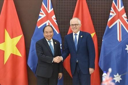 Vietnam y Australia impulsan relaciones de cooperación integral  - ảnh 1