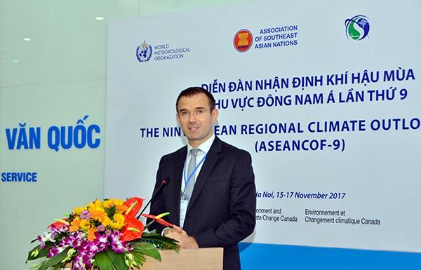 Celebran en Hanói el Foro sobre el clima en el Sudeste Asiático - ảnh 1