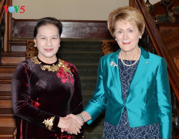 El estado de Australia Occidental interesado en promover la cooperación con Vietnam - ảnh 2