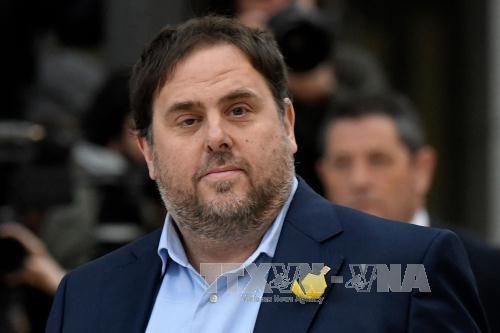 El Tribunal Supremo Español debate la liberación de los independentistas catalanes - ảnh 1