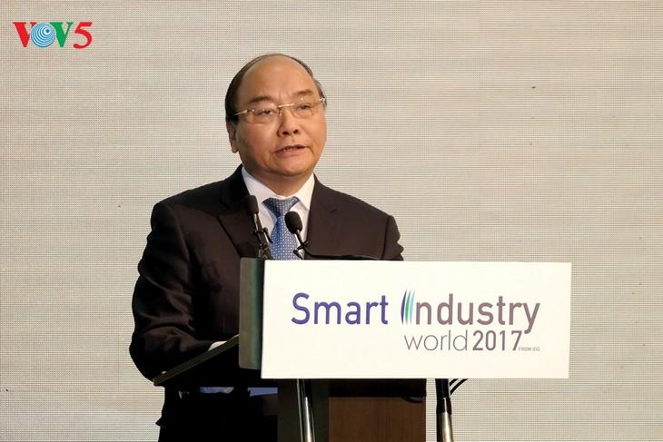 Resaltan la cuarta Revolución Industrial como una oportunidad para el crecimiento de Vietnam - ảnh 1