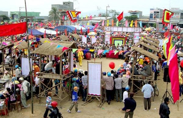 Binh Dinh preserva y promueve los valores del arte tradicional del Bai choi - ảnh 1