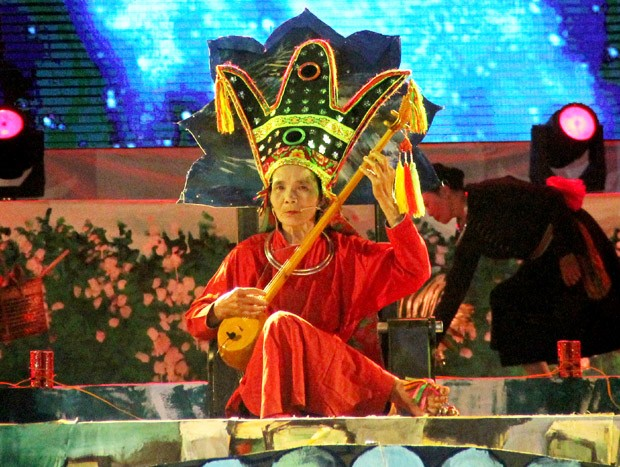 Preservar y promover los valores culturales especiales del canto Then - ảnh 3