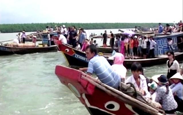 Inauguran tradicional Fiesta de Mar en provincia survietnamita - ảnh 1