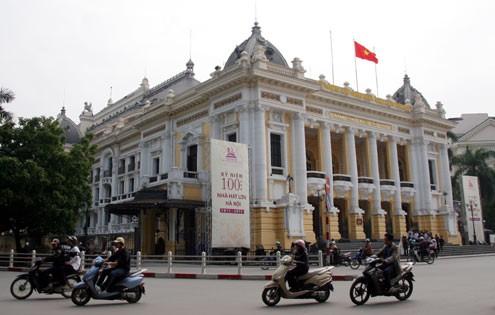 Hanoi masa dulu dan masa kini  - ảnh 12