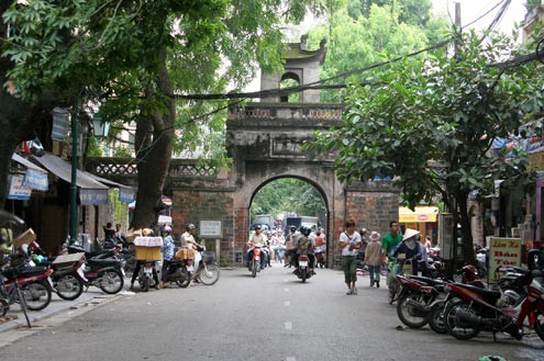 Hanoi masa dulu dan masa kini  - ảnh 14