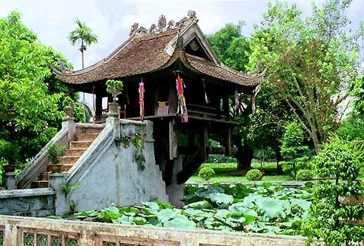 Hanoi masa dulu dan masa kini  - ảnh 8