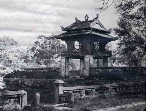 Hanoi masa dulu dan masa kini  - ảnh 9