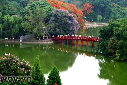 Hanoi masa dulu dan masa kini  - ảnh 6