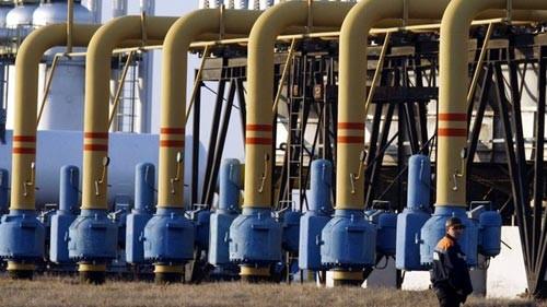 Ukraina memulai perundingan membeli gas bakar dari Eropa - ảnh 1