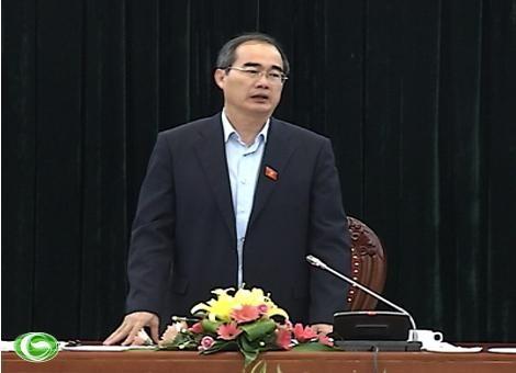 Aktivitas Deputy PM Nguyen Thien Nhan di India - ảnh 1
