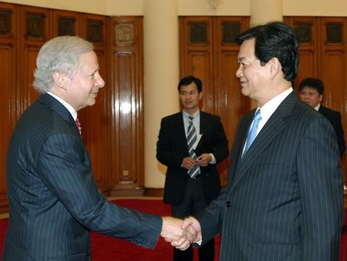 Vietnam selalu menciptakan syarat bagi para investor asing  - ảnh 1