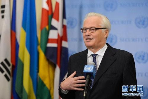 Rusia mengecam Barat merintangi penyelidikan masalah menggunakan senjata kimia di Suriah - ảnh 1
