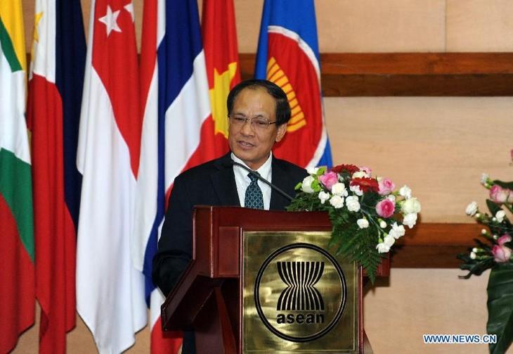 Mendorong kerjasama ekonomi, perdagangan dan investasi antara ASEAN-Jepang - ảnh 1