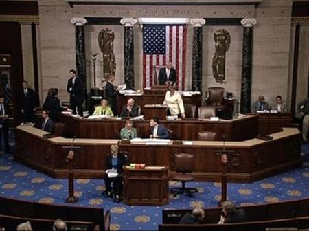 Kongres AS menyampaikan Hak pendorongan perdagangan kepada Presiden Barack Obama - ảnh 1
