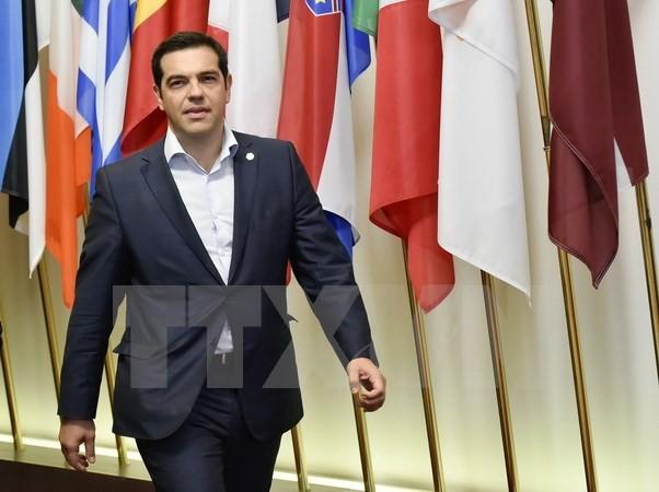 Parlemen Yunani mengesahkan rencana melakukan referendum tentang bantuan - ảnh 1