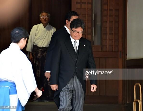 Jepang mendesak Republik Korea supaya menandatangani permufakatan pertukaran informasi militer - ảnh 1