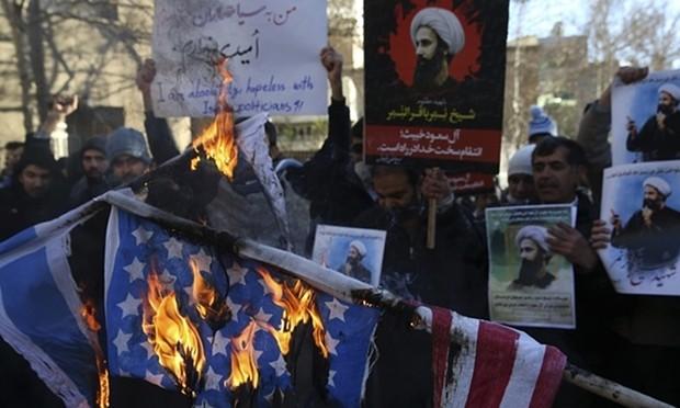 Iran menggugat Arab Saudi kepada PBB karena tindakan-tindakan provokatif. - ảnh 1