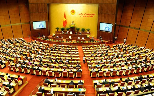 Berbagai lapisan rakyat menyatakan percaya pada suksesnya Kongres Nasional ke-12 KS PKV setelah hasil Sidang Pleno ke-14 KS PKV    - ảnh 1
