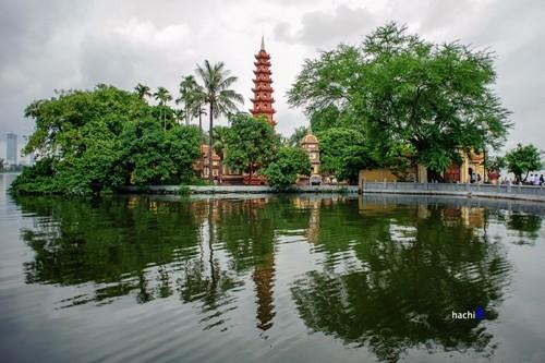 Kota Hanoi akan menyambut kedatangkan kira-kira 3,8 juta wisatawan mancanegara pada tahun 2016 - ảnh 1