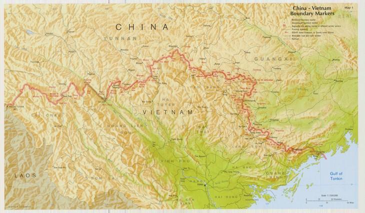 Persidangan Komite Gabungan Perbatasan di darat Vietnam-Tiongkok - ảnh 1