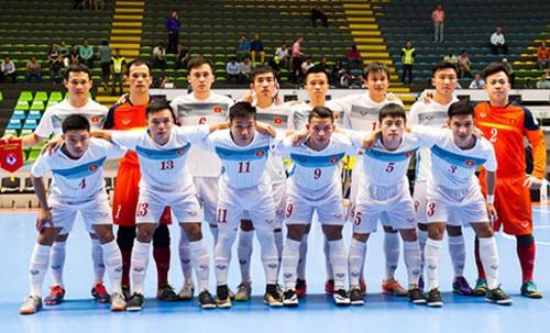 Vietnam mengadakan Turnamen Futsal Asia Tenggara 2017 - ảnh 1