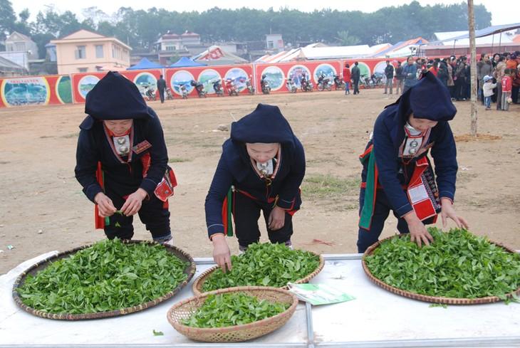 """Pekan raya, pameran """"Setiap kecamatan satu produk"""" diadakan di kota Thai nguyen - ảnh 1"""
