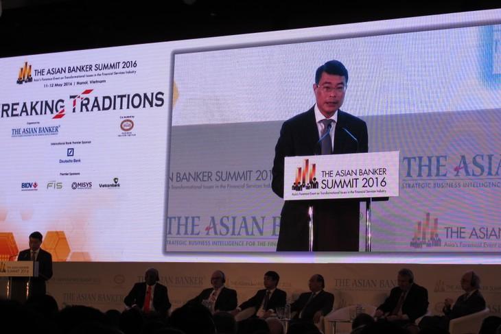 Konferensi tahunan ke-33 Asosiasi Bank Asia (ABA) - ảnh 1