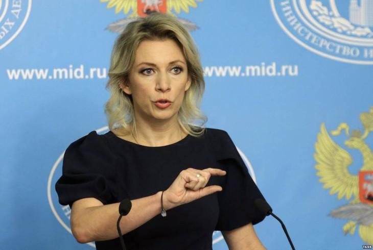 Rusia menyatakan bersedia memperbaiki hubungan bilateral dengan Pemerintah AS - ảnh 1