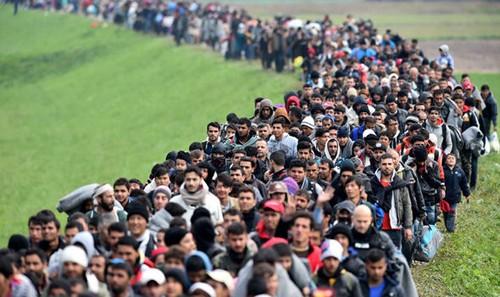 Negara-negara Amerika Tengah menghadapi bahaya pengusiran kaum migran ilegal dari AS   - ảnh 1