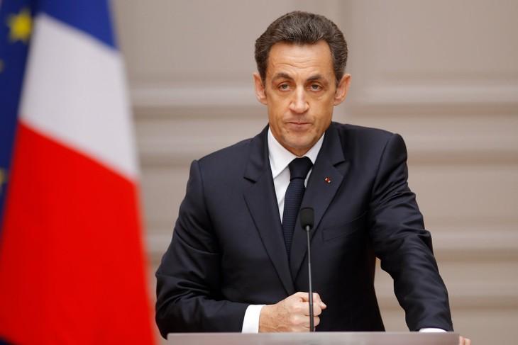 Mantan Presiden Perancis, Nicolas Sarkozy menyatakan meninggalkan perpolitikan - ảnh 1