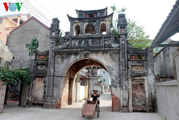 Desa dan faktor-faktor yang menciptakan wajah desa Vietnam - ảnh 2