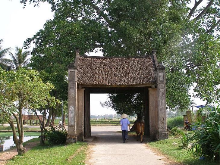 Desa dan faktor-faktor yang menciptakan wajah desa Vietnam - ảnh 1