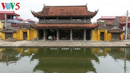 Pagoda dan kebudayaan desa di Vietnam - ảnh 1
