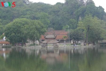 Pagoda dan kebudayaan desa di Vietnam - ảnh 2