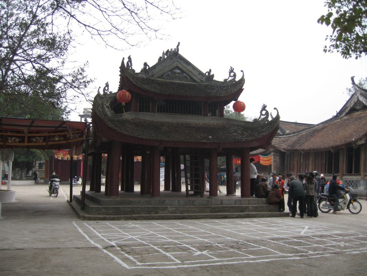 Balai desa, bangunan yang berkaitan dengan asal-usul desa - ảnh 1