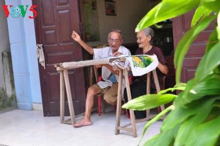 Kisah tentang desa kerajinan sulam-menyulam Quat Dong, kabupaten Thuong Tin, kota Hanoi - ảnh 1