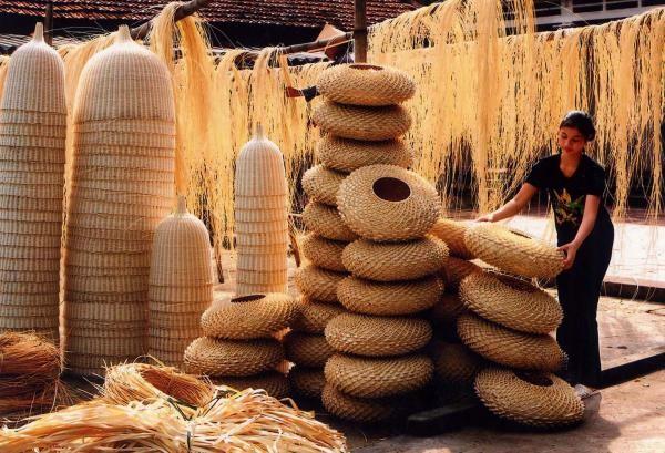 Memperkenalkan sepintas lintas tentang kerajinan tangan tradisional di Vietnam - ảnh 1