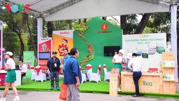 Pembukaan Pekan raya pertama hasil pertanian, kerajinan tangan industri kecil Vietnam - ảnh 4