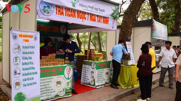 Pembukaan Pekan raya pertama hasil pertanian, kerajinan tangan industri kecil Vietnam - ảnh 6
